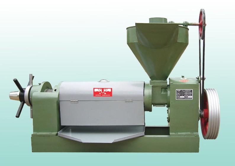 河南古经理订购6YL-130型螺旋榨油机4台