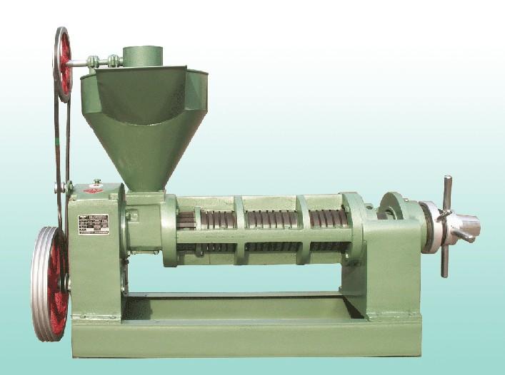 甘肃袁经理订购6YL-125型螺旋榨油机20台